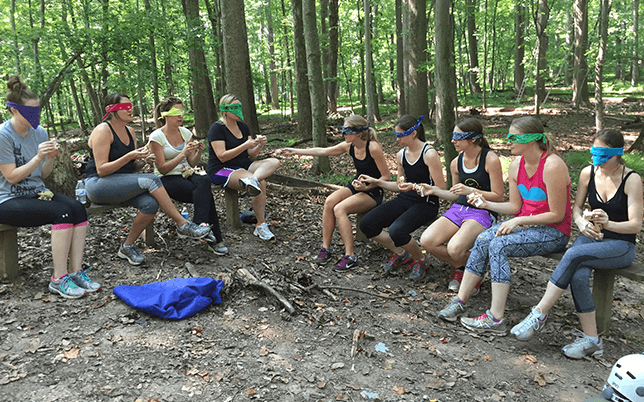 GO-Adventures Team Building for youth and adult groups in Maryland, Virginia and Washington, DC - https://www.go-adventures.com/team-building/